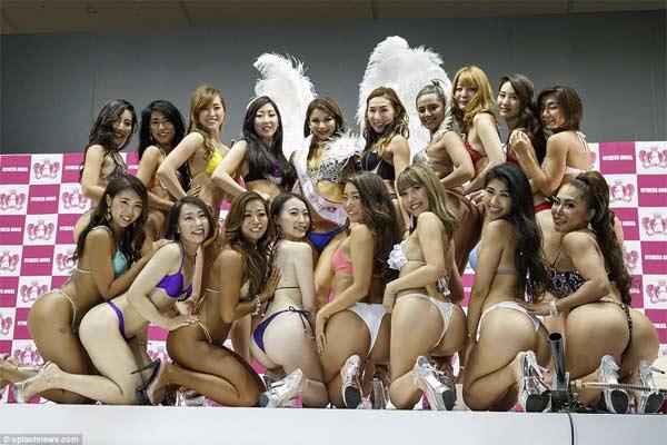 vòng 3 đẹp nhất Nhật Bản - Kareda Amin