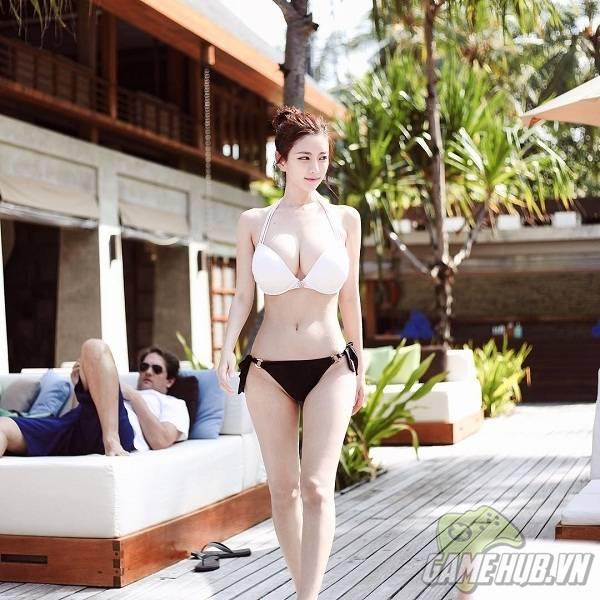 MC hotgirl ngực khủng nhất Hàn Quốc