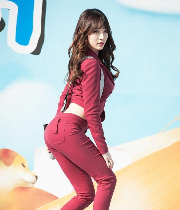 Top mỹ nhân sở hữu vòng 3 đẹp nhất Hàn Quốc - Yura