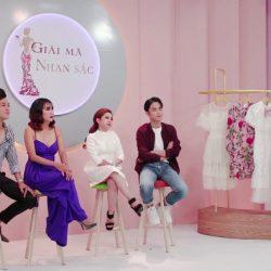 Cùng ca sĩ Khánh Ngọc, Phan Ngọc Luân cập nhật xu hướng làm đẹp mới nhất