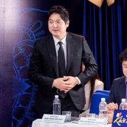 Ghi dấu 48 giờ làm việc của TS. BS Hong Lim Choi tại Việt Nam