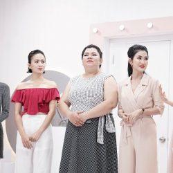 Diễn viên Thùy Trang gạo nếp gạo tẻ hội ngộ cùng Tuyền Mập, Thanh Hiền, Quỳnh Lam