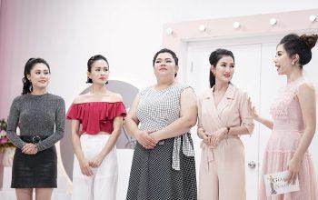 Diễn viên Thùy Trang gạo nếp gạo tẻ hội ngộ cùng Tuyền Mập