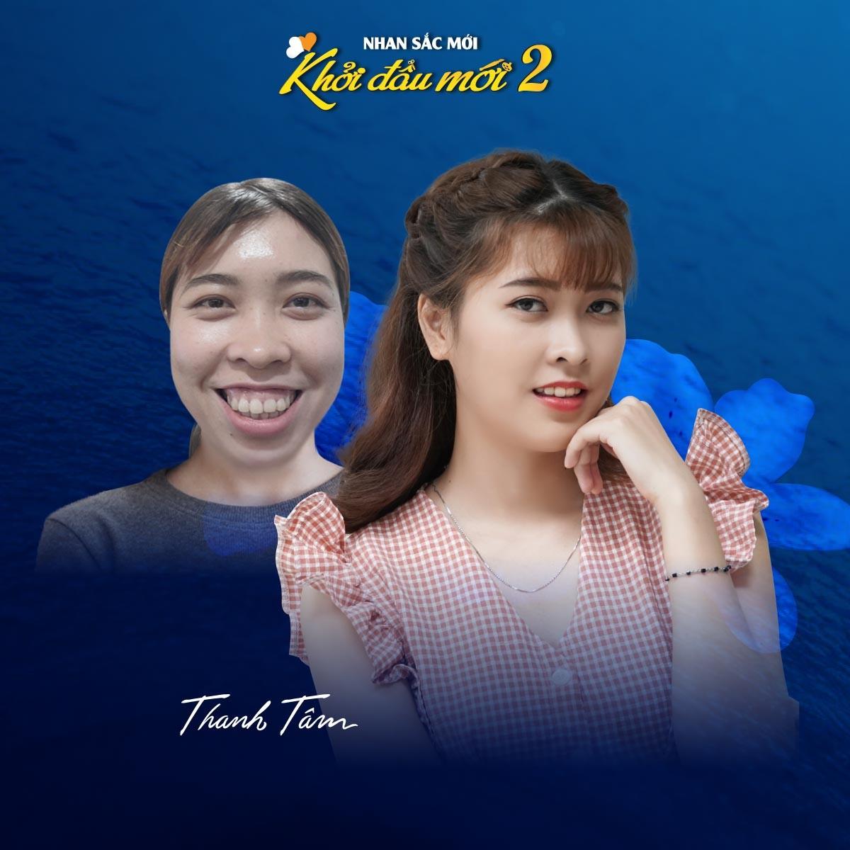 Cô giáo Bình Thuận Thanh Tâm