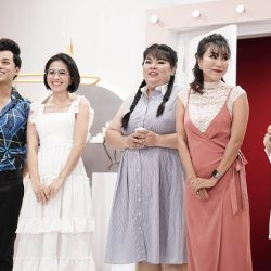 Thùy Trang Gạo nếp gạo tẻ xuất hiện với tạo hình 18 tuổi hội ngộ cùng Tuyền mập, Phan ngọc Luân, Khánh Ngọc