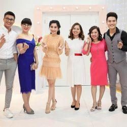 Phương Dung, Kim Huyền, Tấn Phát tỏ ra hứng thú với phương pháp niềng răng vô hình