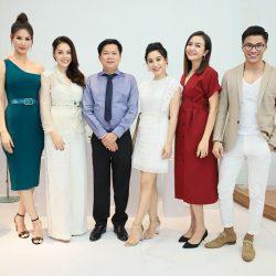 Dương Cẩm Lynh, Ái Châu, Thanh Hoài, Đàm Quang Phúc cùng hội ngộ trong Giải mã nhan sắc