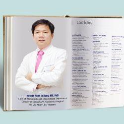 Bác sĩ Việt Nam đầu tiên tham gia viết sách thẩm mỹ hàng đầu Thế giới