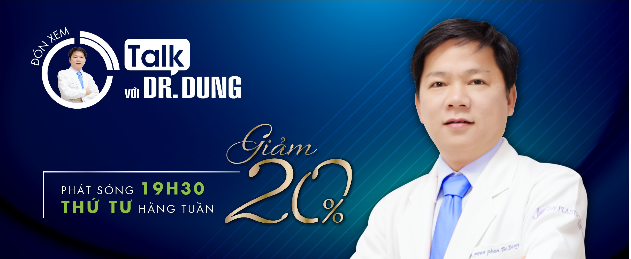 Banner Talk với Dr Dung – PC