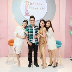 """Diễn viên Hòa Hiệp bị """"sàm sỡ"""" trong gameshow Giải Mã Nhan Sắc"""