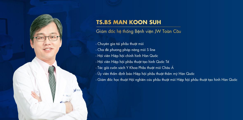 TS.BS Man Koon Suh