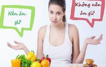 Nâng mũi kiêng ăn gì? Lưu ý chế  độ dinh dưỡng và sinh hoạt không thể bỏ qua