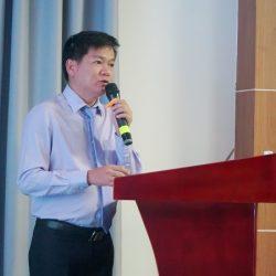 TS.BS Nguyễn Phan Tú Dung giảng dạy chuyên đề mũi cho hơn 500 bác sĩ tại Bệnh viện Tai Mũi Họng TP.HCM