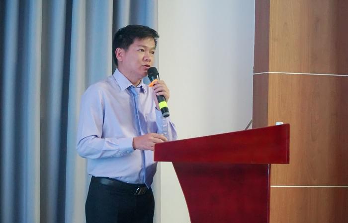 TS.BS Nguyễn Phan Tú Dung giảng dạy chuyên đề mũi cho hơn 500 bác sĩ tại Bệnh viện Tai Mũi Họng TP.HCM - 1