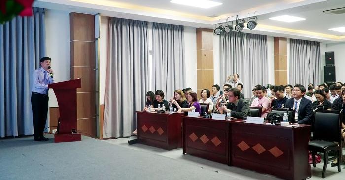 TS.BS Nguyễn Phan Tú Dung giảng dạy chuyên đề mũi cho hơn 500 bác sĩ tại Bệnh viện Tai Mũi Họng TP.HCM - 3