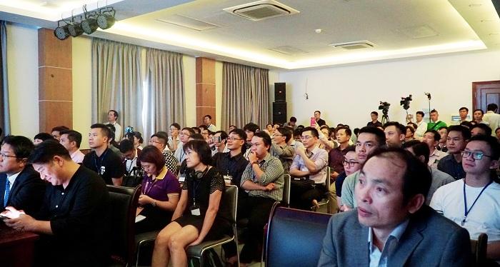 TS.BS Nguyễn Phan Tú Dung giảng dạy chuyên đề mũi cho hơn 500 bác sĩ tại Bệnh viện Tai Mũi Họng TP.HCM - 8
