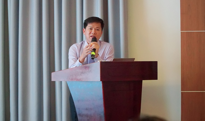 TS.BS Nguyễn Phan Tú Dung giảng dạy chuyên đề mũi cho hơn 500 bác sĩ tại Bệnh viện Tai Mũi Họng TP.HCM - 7