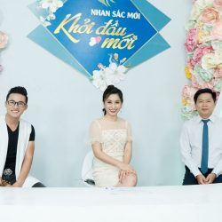 """Diễn viên Hà Trí Quang """"phát cuồng"""" với nhan sắc của """"Người đẹp Tây Đô"""" sau nâng mũi"""