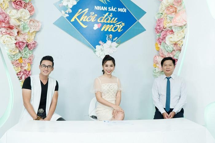 """Diễn viên Hà Trí Quang """"phát cuồng"""" với nhan sắc của """"Người đẹp Tây Đô"""" sau nâng mũi - 1"""