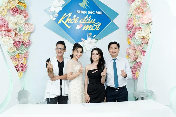 """Diễn viên Hà Trí Quang """"phát cuồng"""" với nhan sắc của """"Người đẹp Tây Đô"""" sau nâng mũi - 8"""