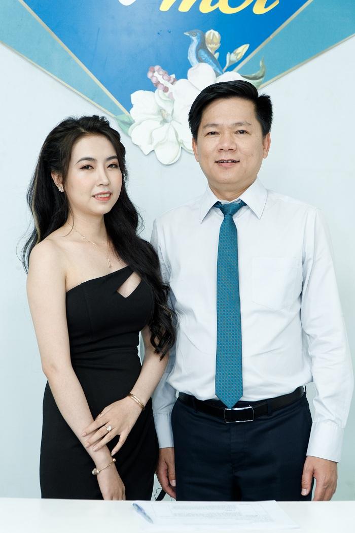 """Diễn viên Hà Trí Quang """"phát cuồng"""" với nhan sắc của """"Người đẹp Tây Đô"""" sau nâng mũi - 9"""