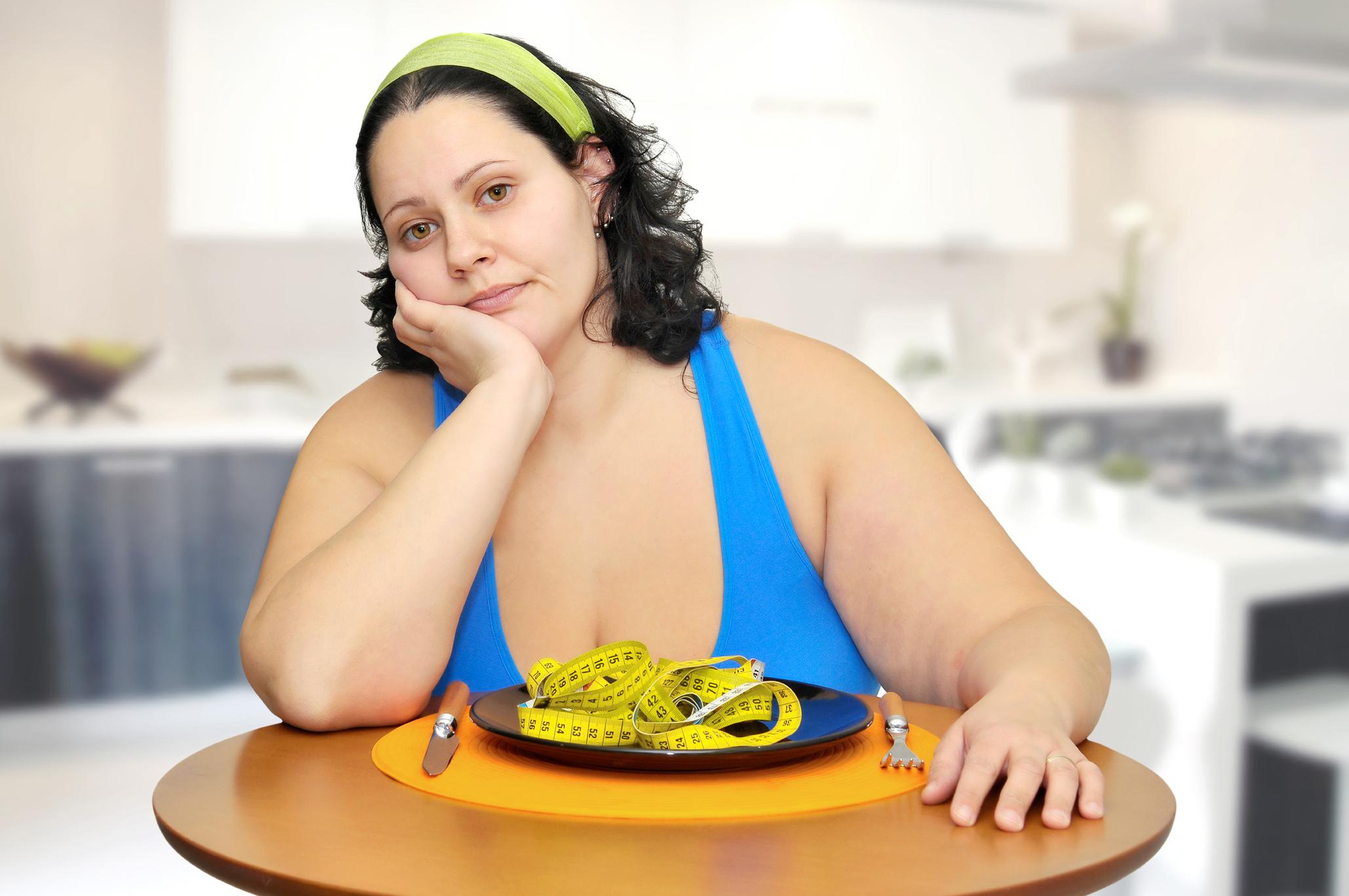 Thực đơn giảm cân dành cho người béo