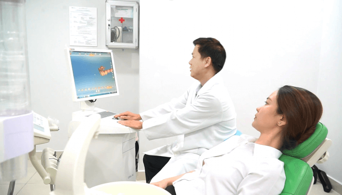 bọc răng sứ cao cấp tại Jw Hàn Quốc