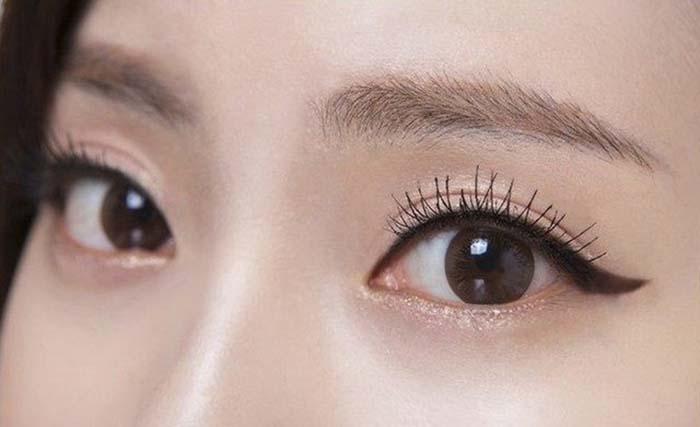 Phun xăm mí mắt cho đôi mắt đẹp long lanh
