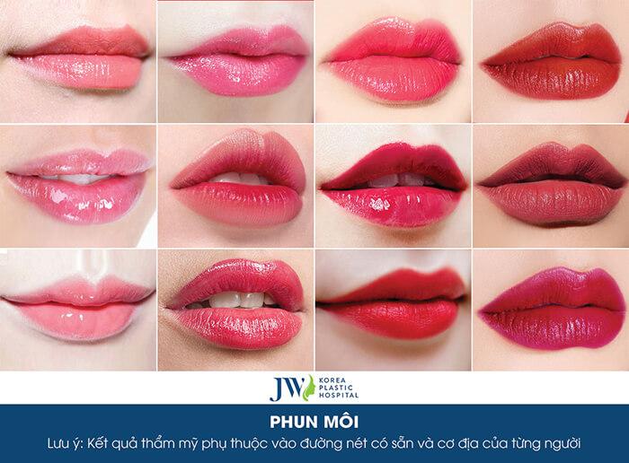 Giải đáp thắc mắc: Xăm môi có đau không?_4