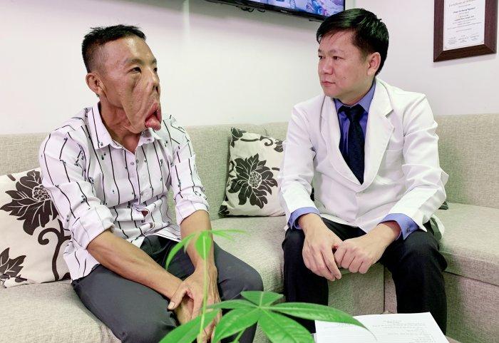 Anh Mến lần đầu gặp bác sĩ Tú Dung