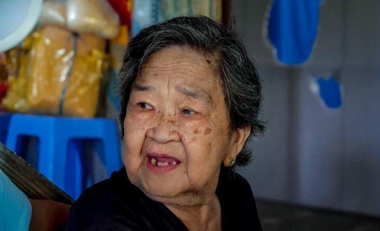 Bà dì anh mến an giang