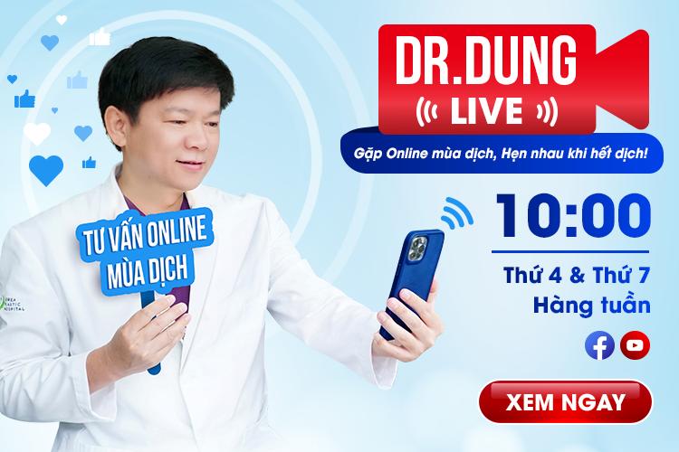 Bác Sĩ Tú Dung live