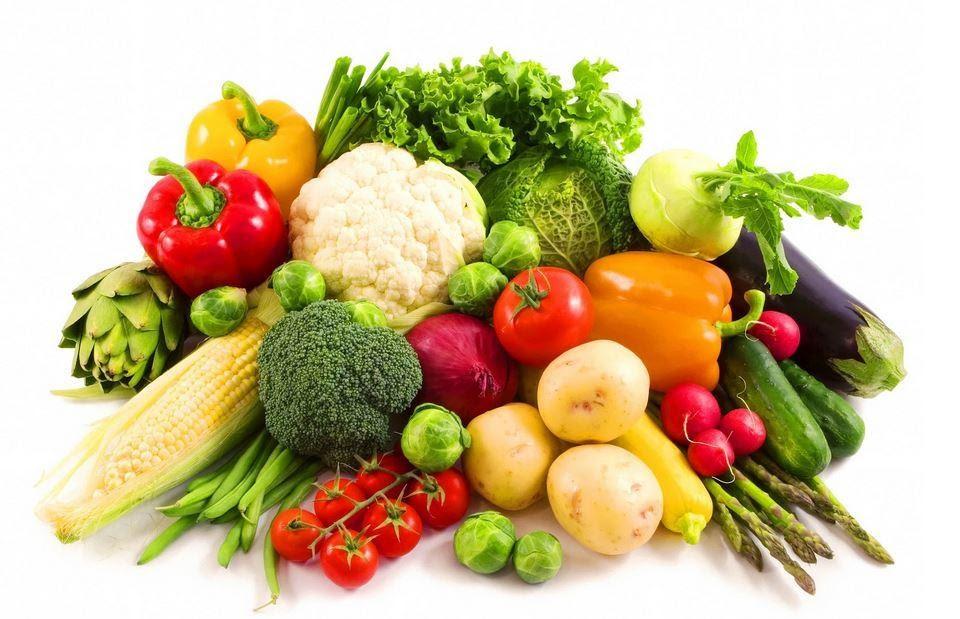 Ăn nhiều rau củ quả để tăng cường sức đề kháng