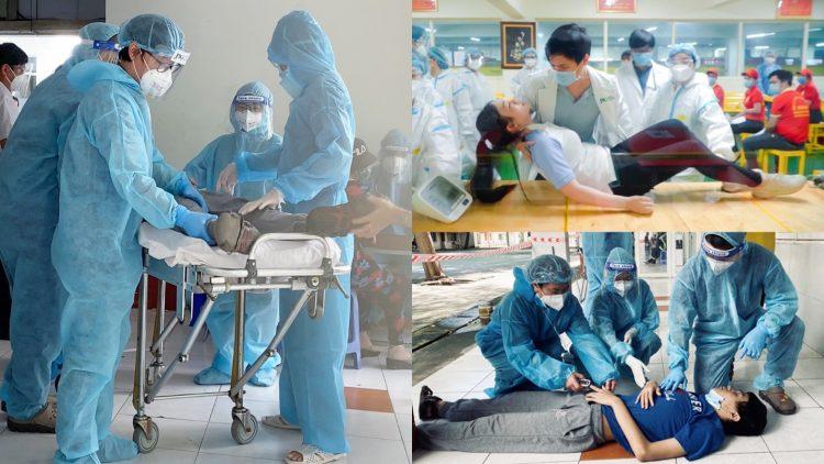 cấp cứu bệnh nhân