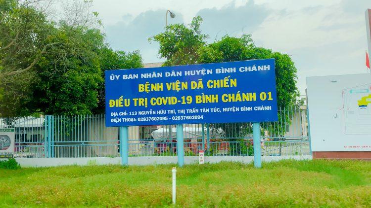 Bệnh viện điều trị Covid-19